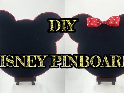 Disney Pin Board - Mickey and Minnie