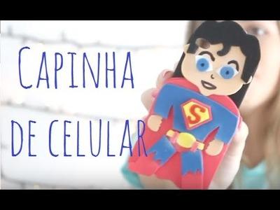 Diy: Capinha de Superman