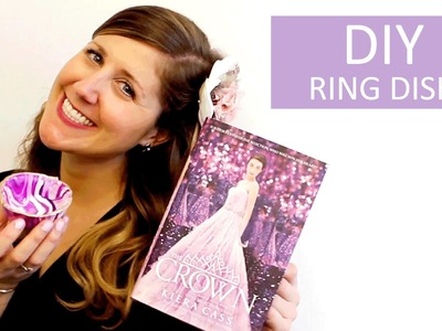 DIY: How to Make a Clay Ring Dish Inspired by The Crown