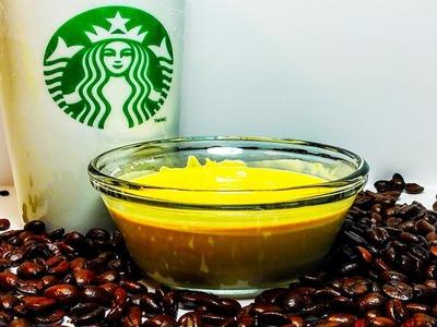 DIY: Mocha Java Coffee OOBLECK, SLIME!  Use REAL Coffee to make Awesome playful Oobleck