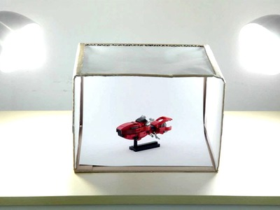 Easy and Cheap PHOTO LIGHTBOX Tutorial DIY