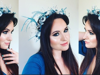 Fairy Goddess Crown tutorial | DIY Festival or Bridal Tiara