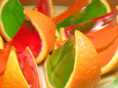 How to Make Fresh Orange Jelly | DIY