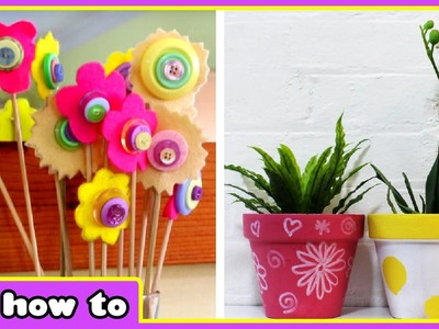 5 Easy DIY Mother's Day Gift Ideas by HooplaKidz How To