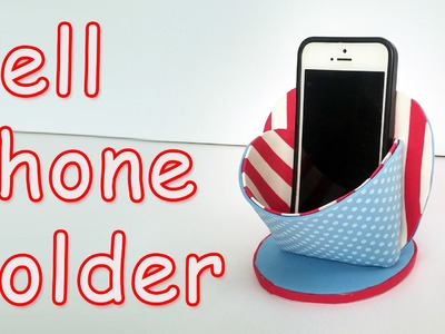 DIY Cell Phone Holder - Ana | DIY Crafts