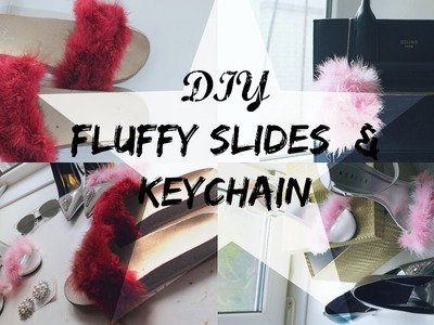 DIY Bling & Fluffy NIKE SLIDES, My Crafts and DIY Projects Jacklyne Slime