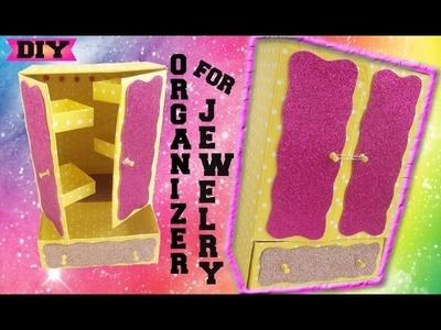 DIY- ORGANIZATOR ZA NAKIT. ORGANIZADOR DE JOYAS. ORGANIZER FOR  JEVELRY