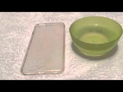 How to make a super easy phone case design |DIY ideas