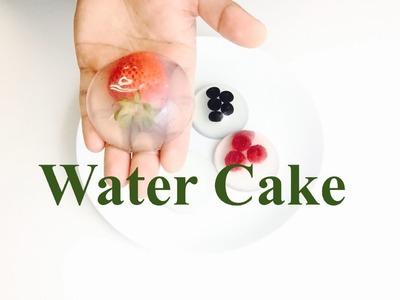 How to make raindrop cake diy-Dessert Wizard