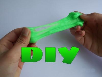 Schleim selber machen (DIY slime)