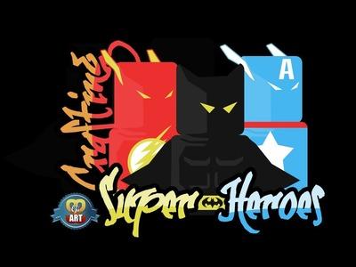 DIY Ideas: Super Heroes Captain America