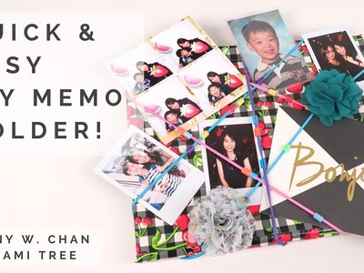 DIY Memo Board & Photo Collage Holder. Picture Frame- Quick & Easy! Takes 10 Minutes!