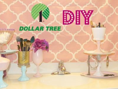 DOLLAR TREE DIY| collab w. Daquana White
