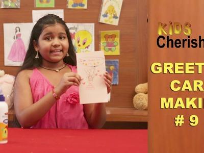 Happy Birthday Greeting Card || #9 || Diy || Kids Cherish Tv