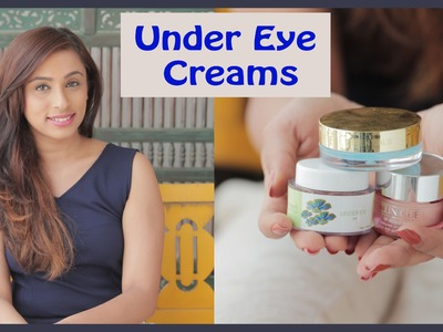 How To Cure Dark Circles DIY + Best Creams  | Hesha Chimah