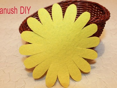 How to Cut out Felt Very Fiddly or Small Shapes ❀ Haykanush DIY