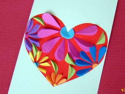 How to make a Mother's Day Cards?  DIY