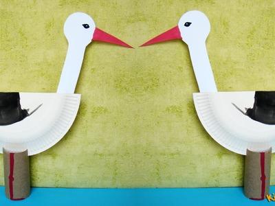 How to make a Stork? DIY