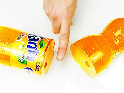 How to Make GIANT Fanta Jelly Gummy Soda Fun & Easy DIY Homemade Orange Soda Jello!