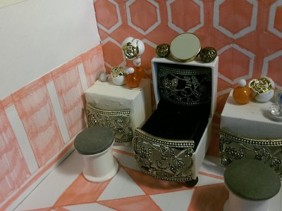 Miniature Dollhouse DIY - Casa de munecas decoracion