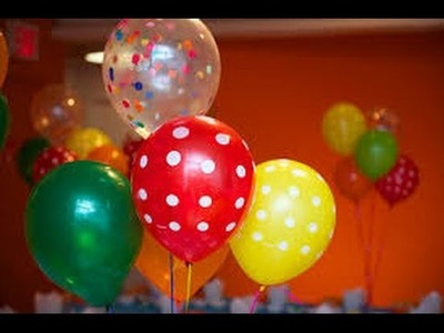 THINGS TO DO WITH BALLOONS | RILEY DIY | FAIL