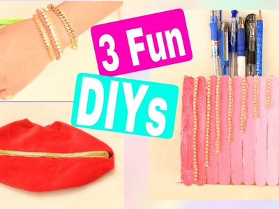 3 Ridiculously simple DIY projects | 3 DY ideas to try at home | Style Small World