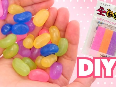 DIY Fake Sweets Jelly Beans Tutorial