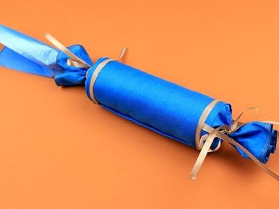 DIY Plastic Bag Holder