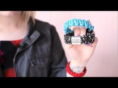 Memorial Day Craft: DIY Paracord Bracelets