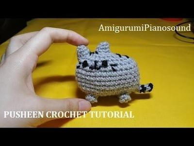Amigurumi Crochet Pusheen Tutorial