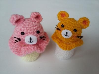 Anahtarlık Yapımı. Amigurumi Kitty. Kitty Ice Cream Amigurumi Crochet