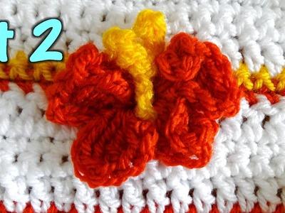 Butterfly Stitch Tutorial PT 2 - Crochet Tutorial