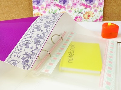 DIY Inspiration Challenge #59 Back to School Haul | Evas Challenge | Tutorial - Do it yourself