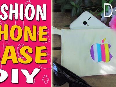 DIY Phone Case with Apple Logo | SUMMER DIY