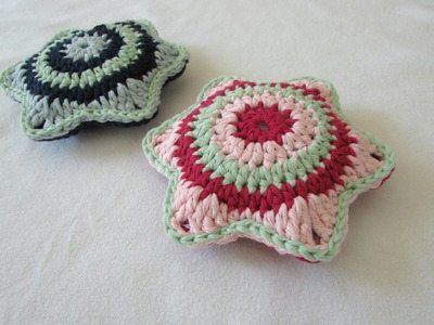 How to crochet a cute pin cushion for beginners