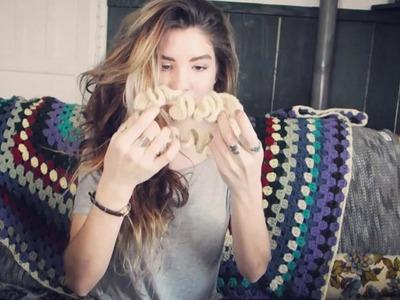 How To: Crochet Scrunchies