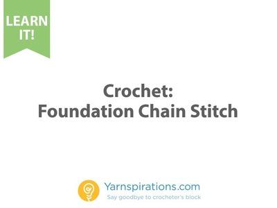 How To Crochet: Single Crochet