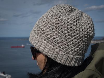 How to make crochet hat. beanie