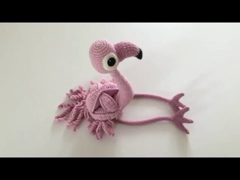 How to assemble flamingo