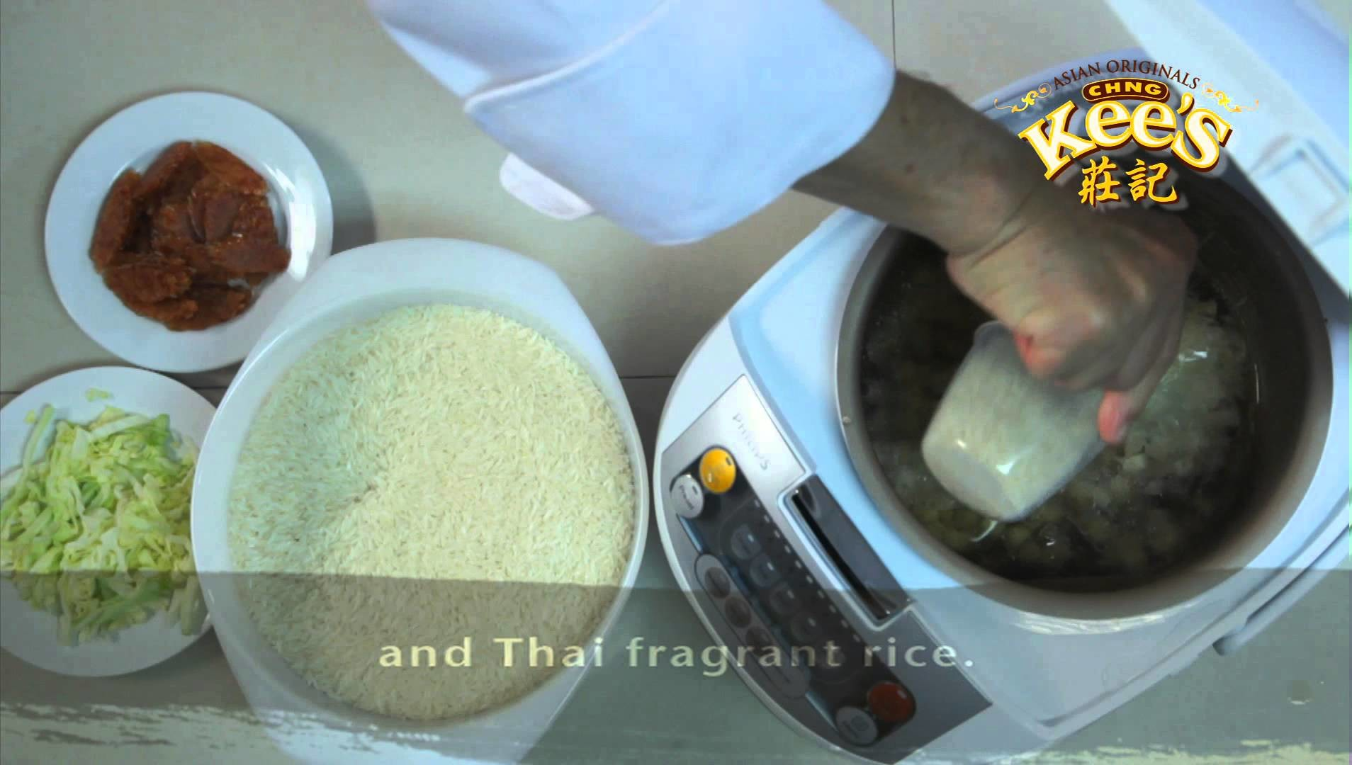 How to cook yam rice - A Singapore step by step guide