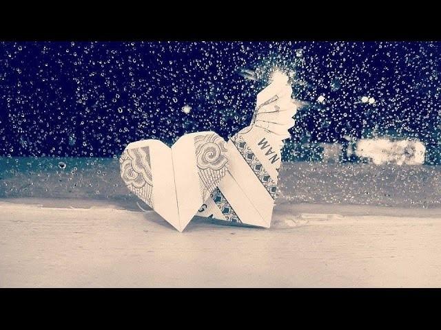 How to fold origami ver.4: My Angel - Tadokato Kangetsu