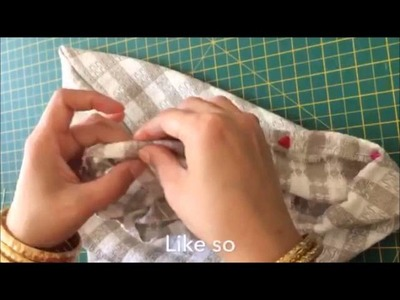 How To Make A Bag By Rose