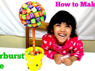 How to Make a Starburst Tree | Amazing fun party ideas for kids!