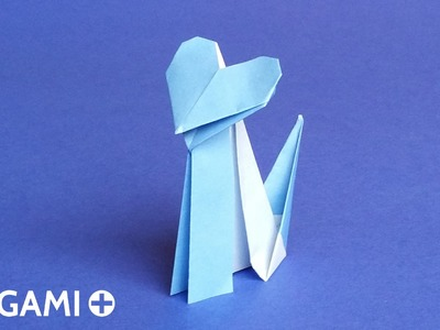 How to Make an Origami Love Cat ♥