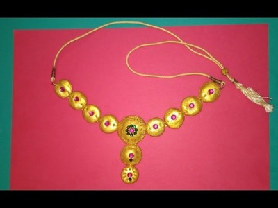 How to make beautiful necklace using m-seal