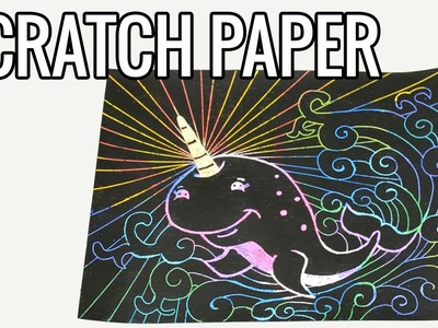 How to make Scratch Paper