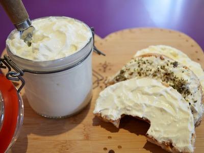 How to Turn Yogurt Into  Cream Cheese ?