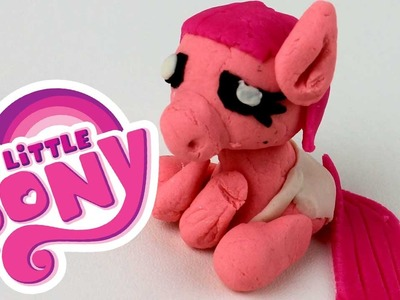 MLP Baby Pinkie Pie My Little Pony 3D Play-Doh Creations