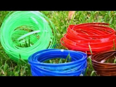 Recycle! How To Easily Turn Plastic Bottles Into Useful String and Rope