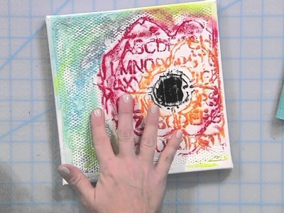 Donna Downey: How to Accent Mixed Media